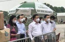 Hà Nội quyết tâm không để dịch lan rộng, tổ chức thành công bầu cử