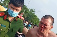 Vụ tài xế taxi bị đâm ở Hà Nội: Đối tượng gây án khi đang bị truy nã