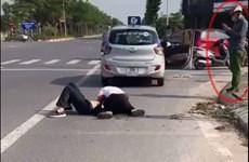 Hà Nội: Kỷ luật chiến sỹ Công an liên quan đến vụ tài xế taxi bị đâm
