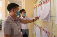 Nghệ An đảm bảo phòng, chống dịch COVID-19 cho bầu cử