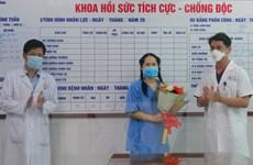 Nữ điều dưỡng bị sốc phản vệ sau tiêm vaccine COVID-19 đã xuất viện
