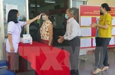 Phú Yên đảm bảo an toàn phòng, chống dịch tại các điểm bầu cử