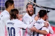 Real Madrid là câu lạc bộ giá trị nhất thế giới trong năm 2021