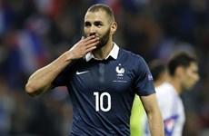 Karim Benzema lần đầu trở lại đội tuyển Pháp sau gần 6 năm