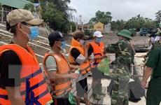 Hải Phòng: Đồn Biên phòng Cát Hải cứu nạn thành công 5 thuyền viên