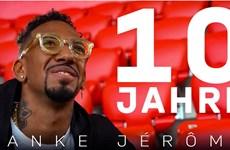 Hình ảnh đáng nhớ trong 10 năm gắn bó với Bayern của Jérôme Boateng