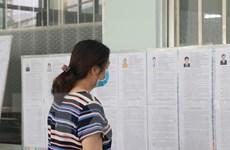 TP.HCM chuẩn bị chu đáo cho Ngày Bầu cử ở các khu cách ly, phong tỏa