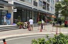 Dịch COVID-19: Huyện Gia Lâm phong tỏa thêm một khu dân cư