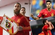 Tuyển Tây Ban Nha chốt danh sách: Vắng bóng cầu thủ Real Madrid