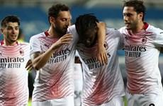 Serie A: AC Milan giành vị trí á quân, Juventus lách khe cửa hẹp