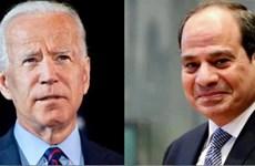 Lãnh đạo Mỹ và Ai Cập thảo luận về lệnh ngừng bắn ở Dải Gaza