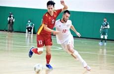 Video trực tiếp futsal Việt Nam đá trận 'sinh tử' tranh vé World Cup
