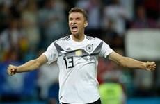 EURO 2020: Thomas Müller mang số áo đấu mới tại tuyển Đức