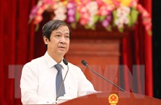 Bộ trưởng Nguyễn Kim Sơn giữ chức Chủ tịch Hội đồng Giáo sư Nhà nước