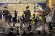 Có nạn nhân là người nước ngoài ở vụ tai nạn tàu cao tốc tại Malaysia