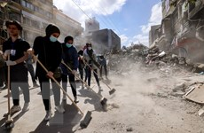 Mỹ đánh giá cao Ai Cập về việc thúc đẩy lệnh ngừng bắn lâu dài ở Gaza