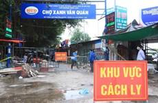 Tối 26/5: Việt Nam ghi nhận thêm 115 ca mắc mới COVID-19 trong nước