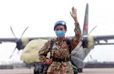 Hành trình 7 năm và bước ngoặt phát triển lực lượng gìn giữ hòa bình
