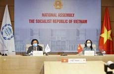Việt Nam dự Hội nghị Hiệp hội Tổng Thư ký Nghị viện các nước