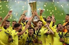 Hạ M.U, Villarreal lên ngôi Europa League sau loạt luân lưu kịch tính