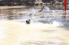 Đắk Lắk: 2 thiếu niên tử vong do đuối nước tại hồ đập Ea Blông