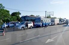 Cần Thơ tạm dừng hoạt động vận tải hành khách đi 31 tỉnh từ ngày 31/5