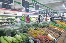 Chỉ số giá tiêu dùng tháng 5 của Thành phố Hồ Chí Minh tăng 0,33%