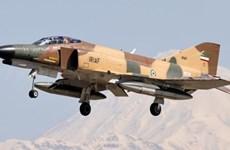 Máy bay chiến đấu Iran gặp sự cố, 2 phi công thiệt mạng
