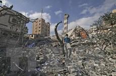 Liên minh châu Âu kêu gọi Israel dỡ bỏ phong tỏa Dải Gaza