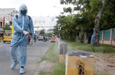 Dịch bệnh đã lan rộng ra tất cả 25 tỉnh, thành của Campuchia