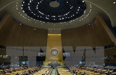 Iran, CH Trung Phi mất quyền bỏ phiếu tại Đại hội đồng Liên hợp quốc