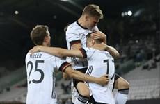 Giao hữu trước EURO: Đức bị Đan Mạch cầm hòa, Pháp thắng tưng bừng