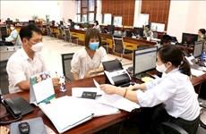 Trung tâm hành chính cấp tỉnh, huyện tại Bắc Ninh hoạt động trở lại