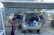 Phát hiện vụ chở người nhập cảnh trái phép từ Kiên Giang đi Hà Nội