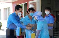 Các tỉnh hỗ trợ lực lượng tuyến đầu và người bị ảnh hưởng do dịch bệnh