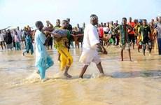13 người trong một gia đình thiệt mạng do lật thuyền ở Nigeria