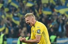 Oleksandr Zincheko - 'Họng súng' mới của đội tuyển Ukraine