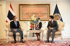 Quan hệ kinh tế-thương mại-đầu tư Thái Lan-Việt Nam ngày càng khởi sắc