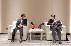 Tăng cường quan hệ hợp tác toàn diện Việt Nam-Campuchia