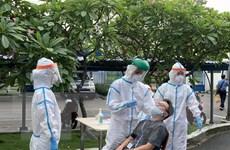 TP Hồ Chí Minh tăng cường năng lực xét nghiệm trong tình hình mới