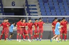 Lịch thi đấu vòng loại World Cup 2022: Việt Nam quyết thắng Indonesia