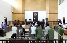 Xét xử vụ Công ty Nhật Cường: 11 bị cáo làm đơn kháng cáo