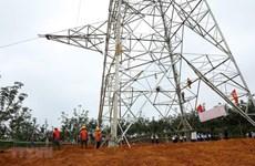 Dự án đường dây 500kV mạch 3 đoạn Dốc Sỏi-Pleiku 2 trên đường về đích