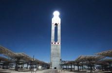Nhà máy điện Mặt Trời đầu tiên tại Mỹ Latinh đi vào hoạt động