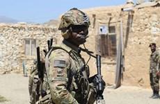 Mỹ hoàn tất hơn 50% lộ trình rút quân đội khỏi Afghanistan