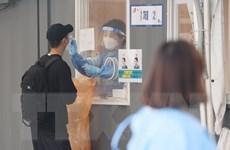 KDCA: Tình hình dịch COVID-19 tại Hàn Quốc tiếp tục diễn biến phức tạp