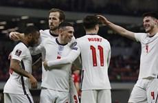 EURO 2020: Đội tuyển Anh đang nắm ưu thế lớn tại bảng D