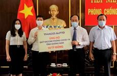 Quảng Nam: Huy động gần 22 tỷ đồng phòng, chống đại dịch COVID-19