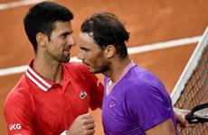 Rafael Nadal 'đại chiến' Djokovic ở bán kết Roland Garros 2021