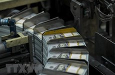 Bảng cân đối kế toán của Fed lần đầu tiên cán mốc 8.000 tỷ USD